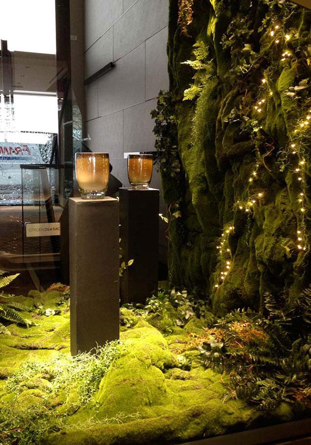 Scénographie végétale DS World Studio Marianne Guedin