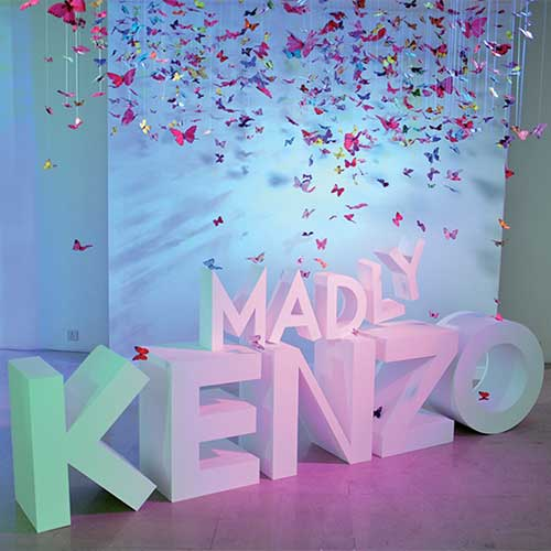 Kenzo Studio Marianne Guedin