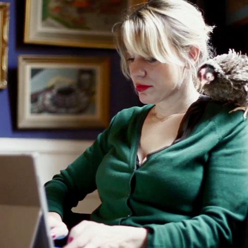 Microsoft Surface Studio Marianne Guedin