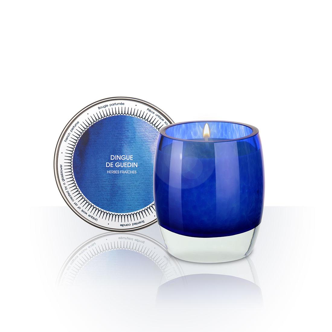 Bougie Parfumée Dingue de Guedin Marianne Guedin