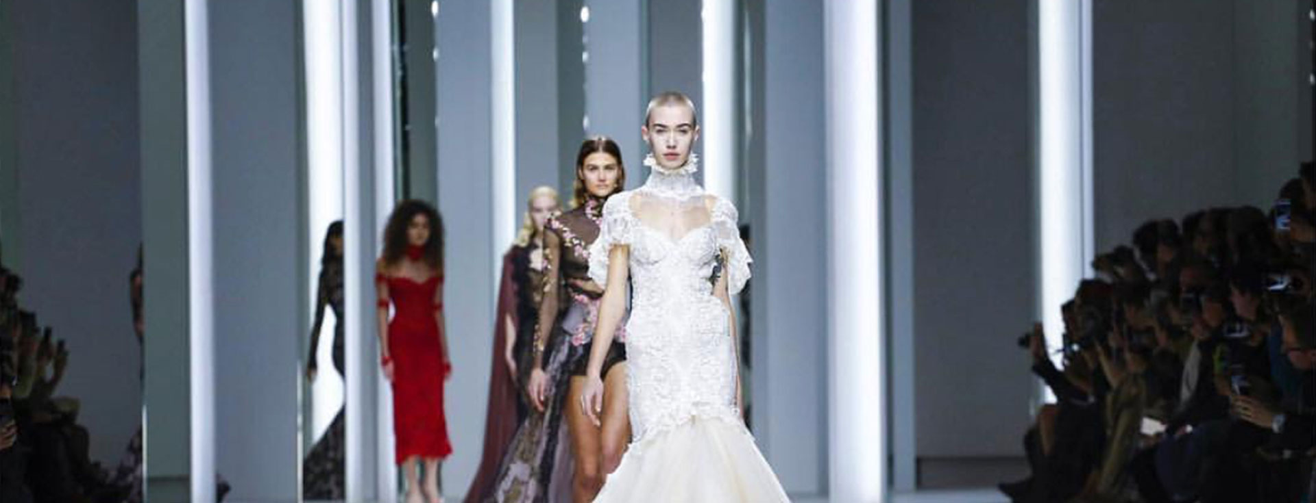 Galia Lahav Fashion Week par Marianne Guedin