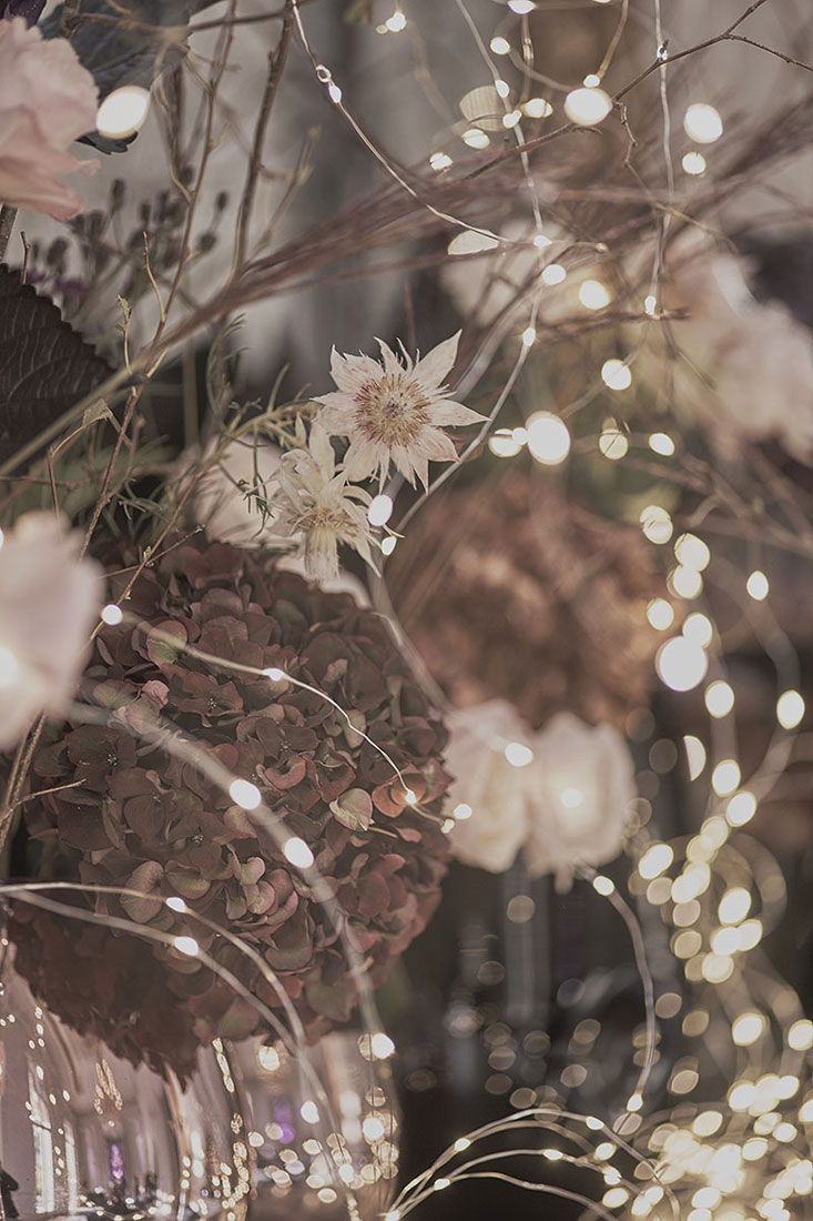 Scénographie végétale Messika Marianne Guedin