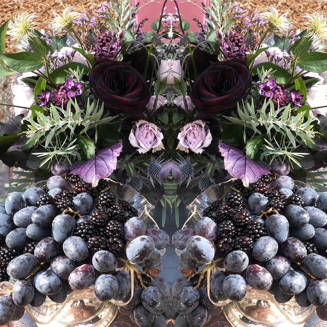 Scénographie végétale Mariage Sublime Marianne Guedin