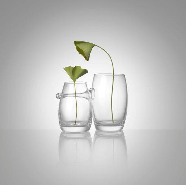 Vase embrasse moi Roméo de Marianne Guedin