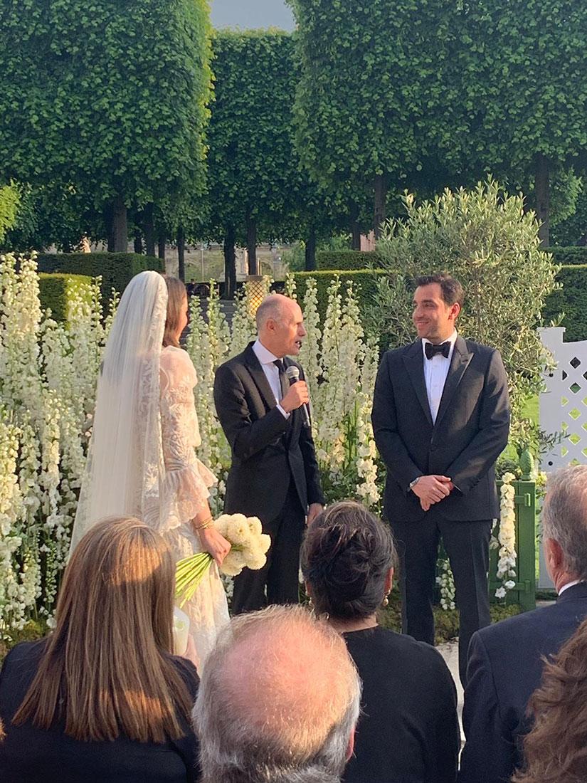 Mariés au Louvre