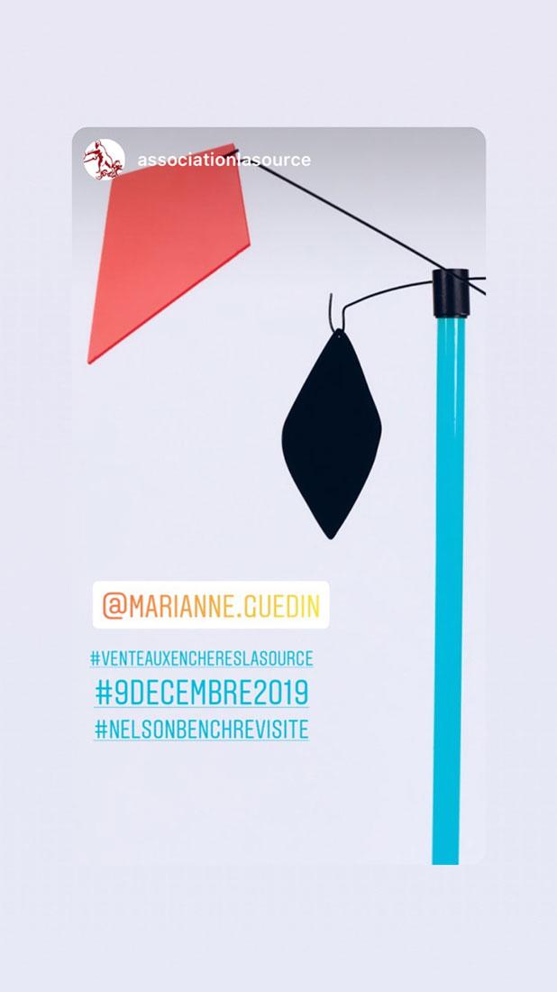 La Source Marianne Guedin